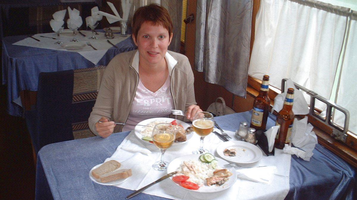 Restaurang Transsibiriska järnvägen