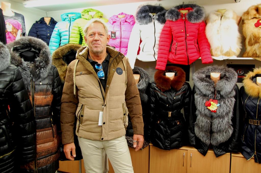 Shopping i Riga