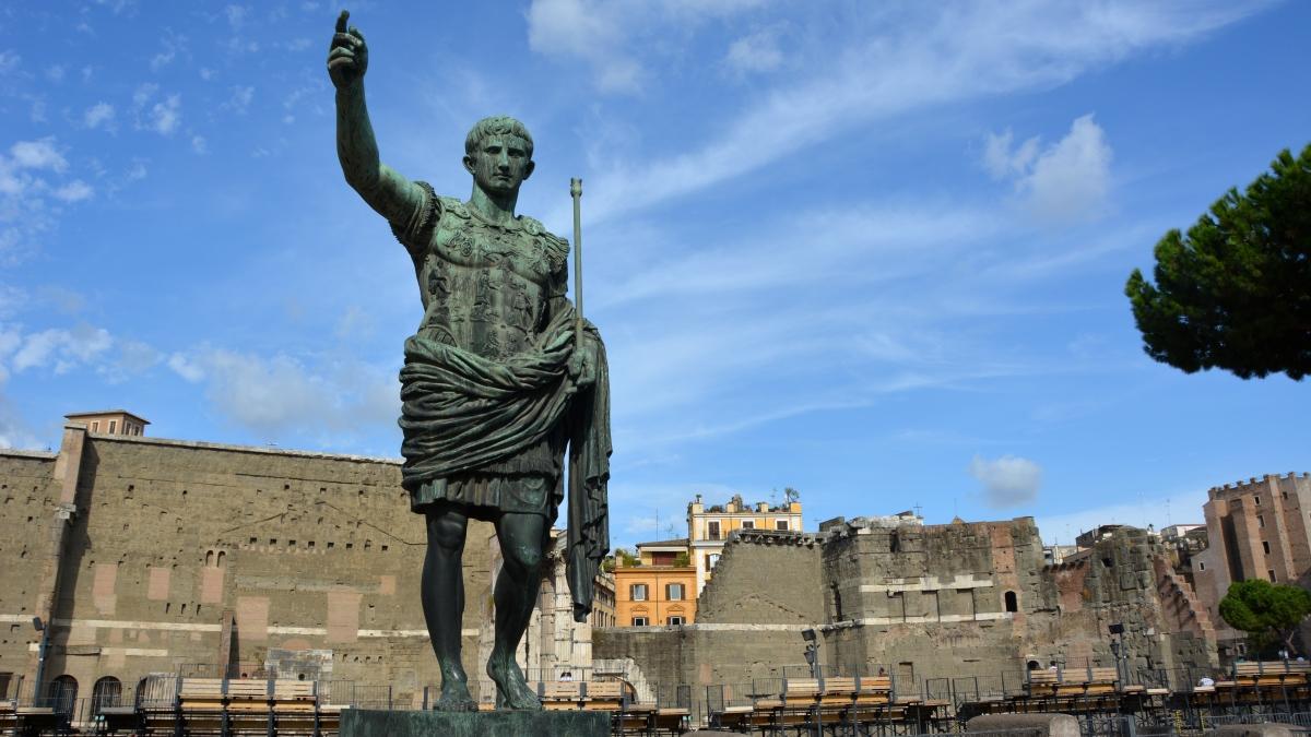 Rom staty
