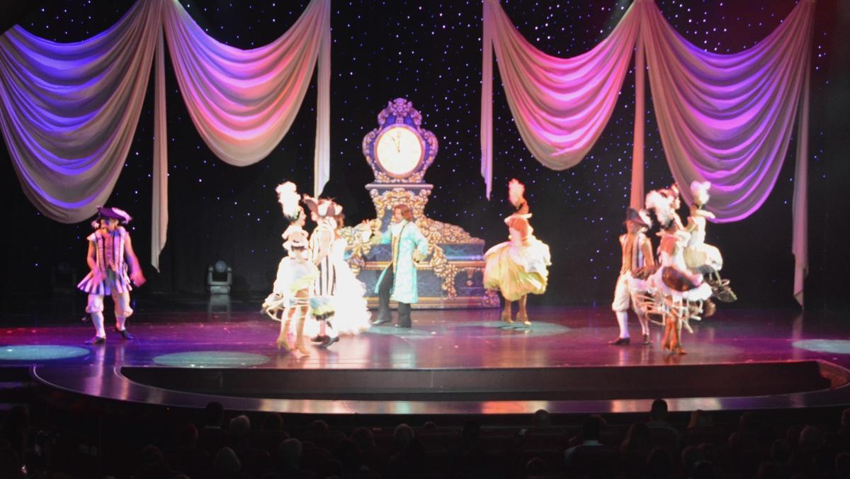 Royal Caribbean show