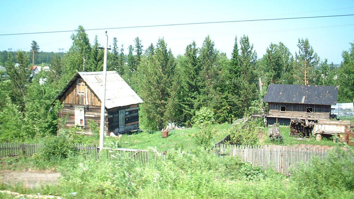 Transsibiriska järnvägen