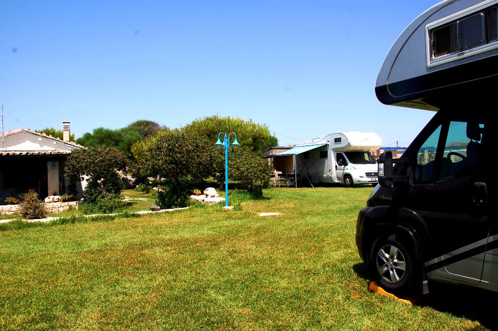 Salvamar camper service