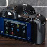 Bloggkamera: Samsung Galaxy NX