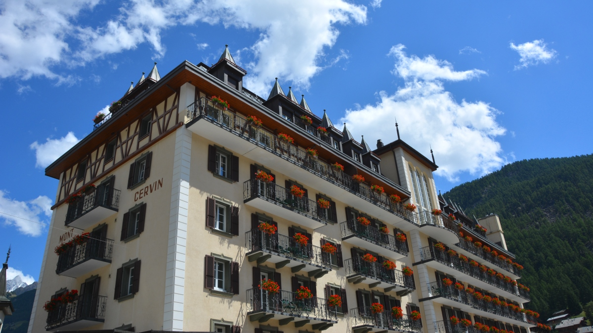 Schweiz Zermatt