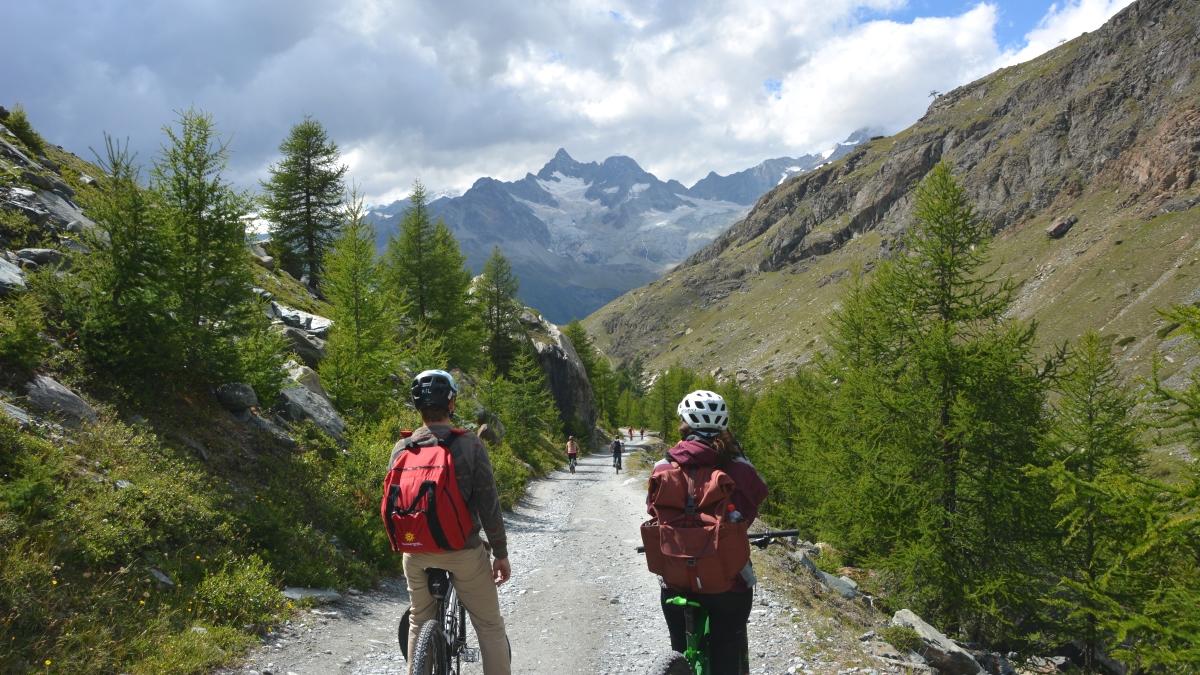 Schweiz alper