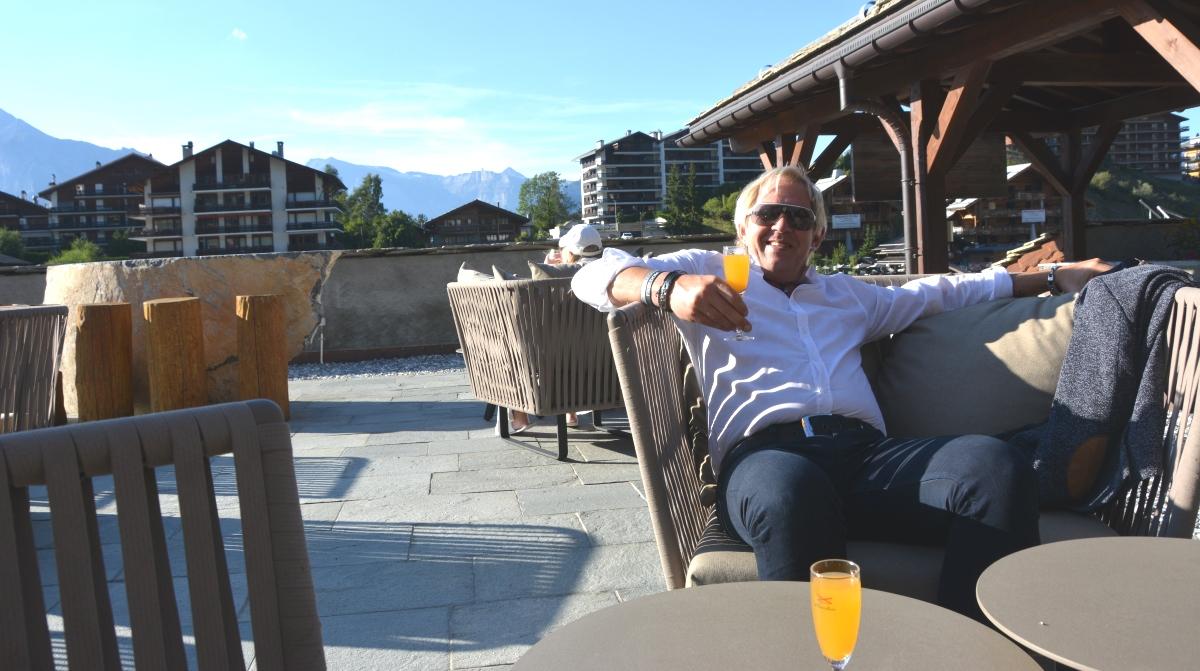 Schweiz hotell