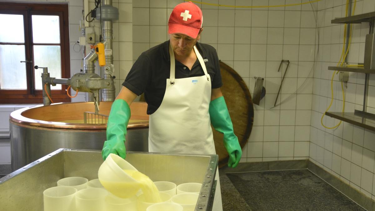 Schweizisk ost