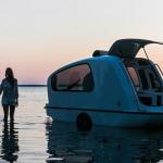 Husvagnsbåt eller husbilscykel