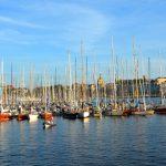 ÅF Offshore Race och träff med vänner på Skeppsholmen