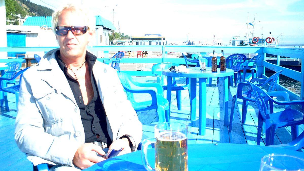 Sibirien Bajkalsjön