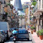 Från Sicilien till Kalabrien