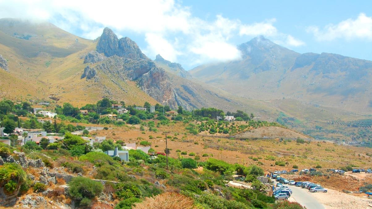 Sicilien natur