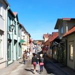 På besök i Sveriges äldsta stad