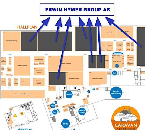 Erwin Hymer group