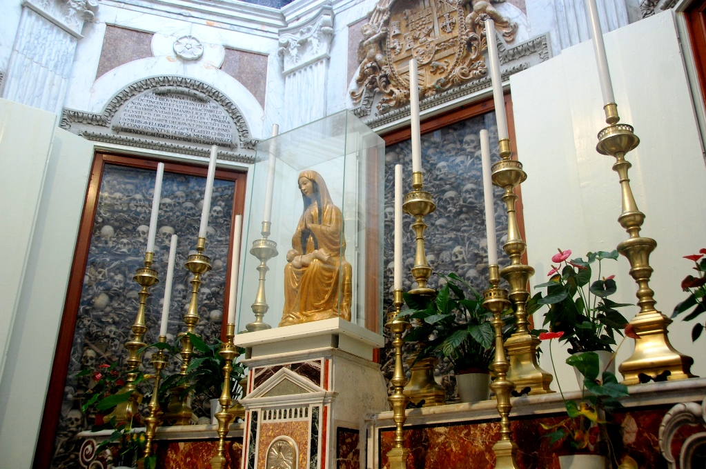 Skull Cathedral Otranto