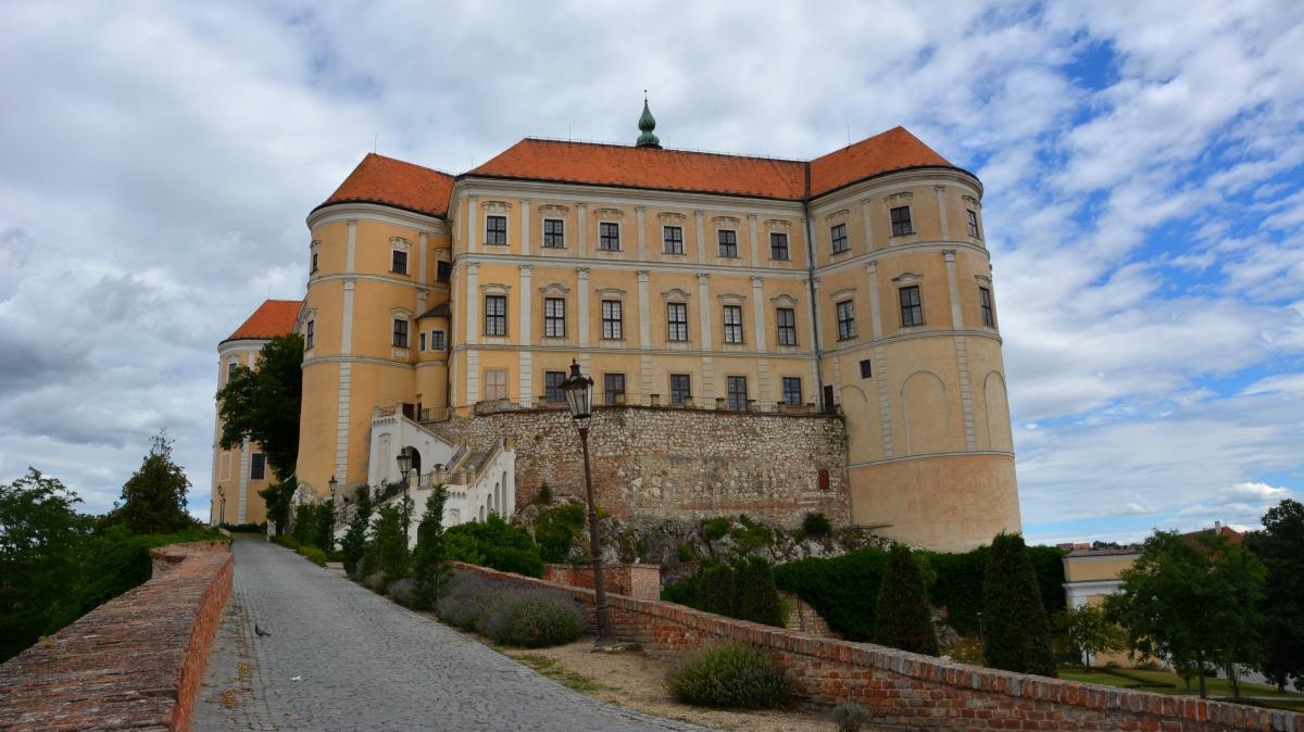 Slottet Mikulov