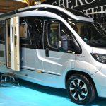 Smove – halvintegrerad husbil med lyxkänsla