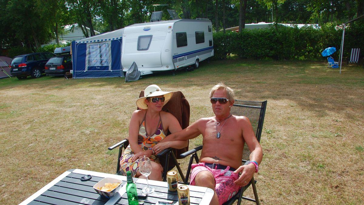 Sonjas camping Löttorp