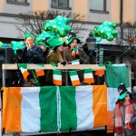 St Patrick's Day i Stockholm
