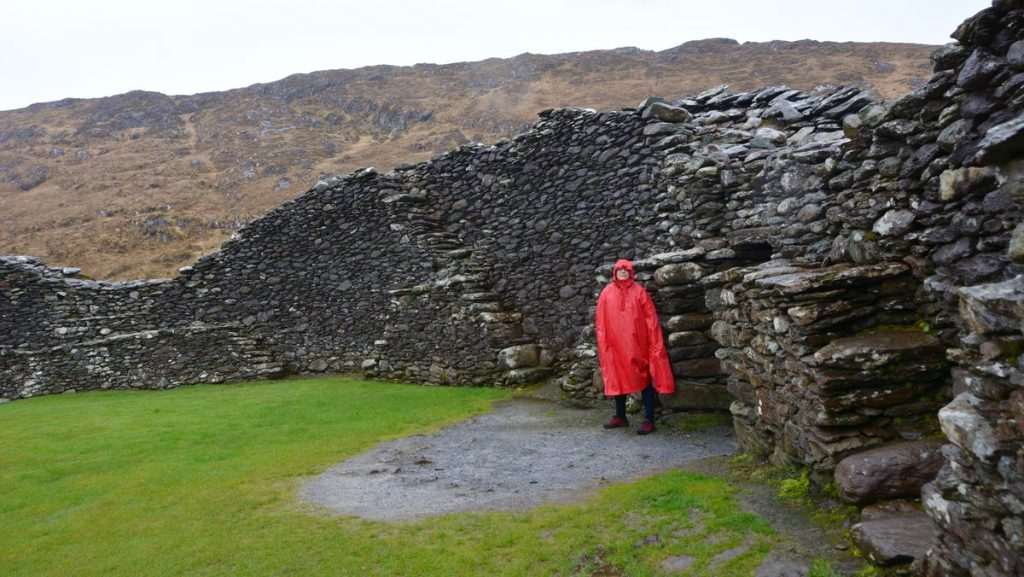 Staige fort, Ring of Kerry