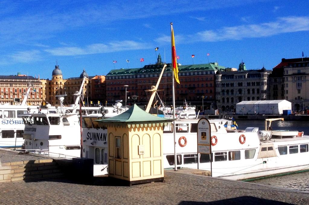 Stockholm - ett självklart restips i Sverige