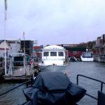 Stormen Helga – så är det att bo i husbåt