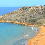 5 vackra stränder på Malta