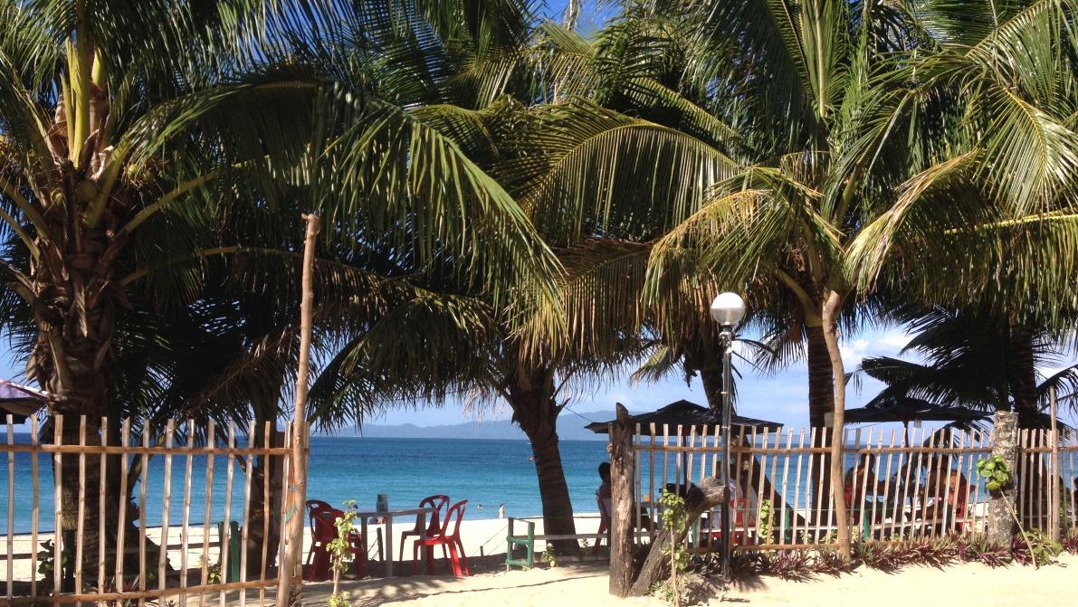 Ön Mindoro på Filippinerna