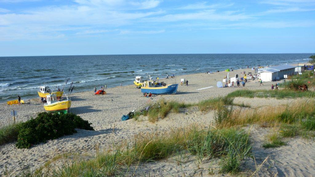 Strand Polen