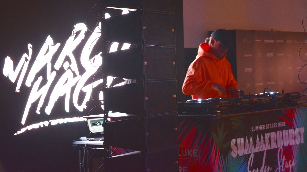 Summerburst DJ
