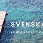 """Svenska semestervanor – känner du igen dig i """"den genomsnittlige svensken""""?"""