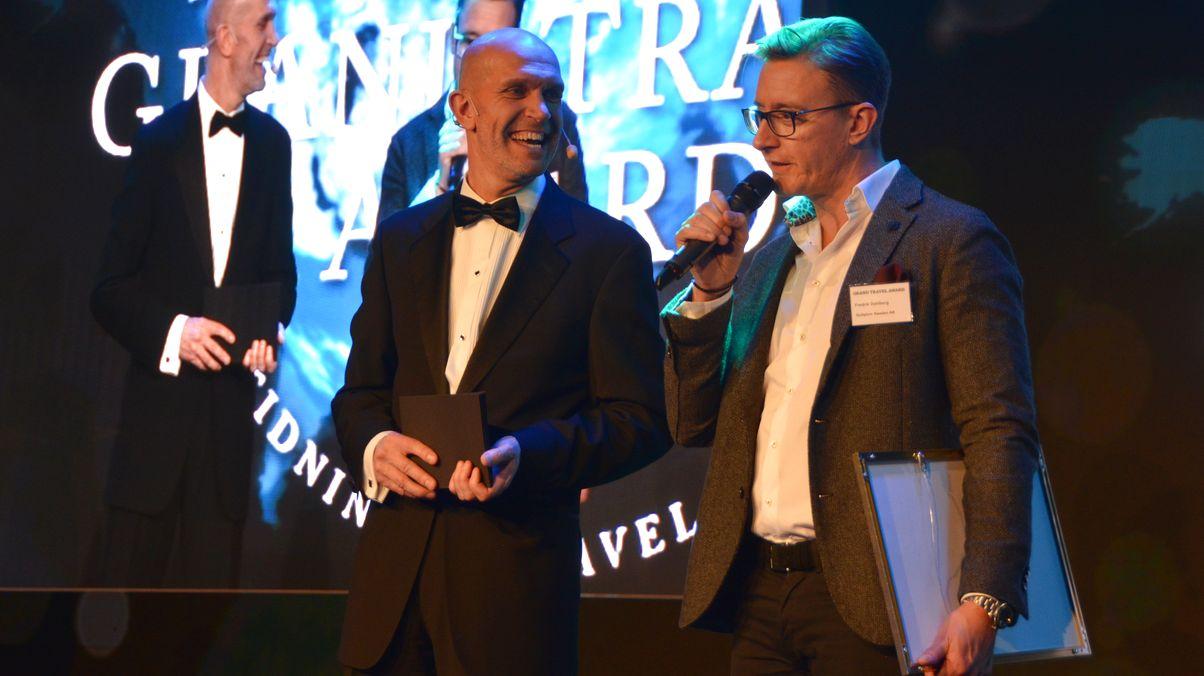 Grand Travel Award 2018