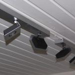 LED-belysning i husbåten