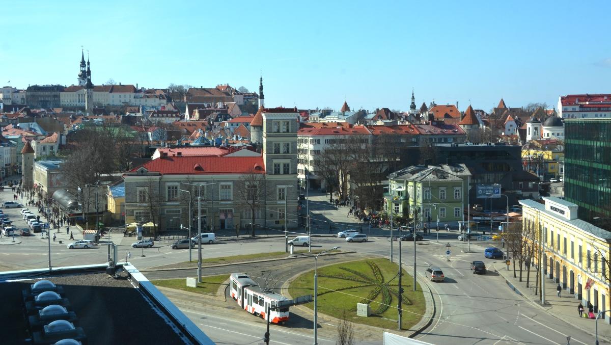 Tallinn hotell