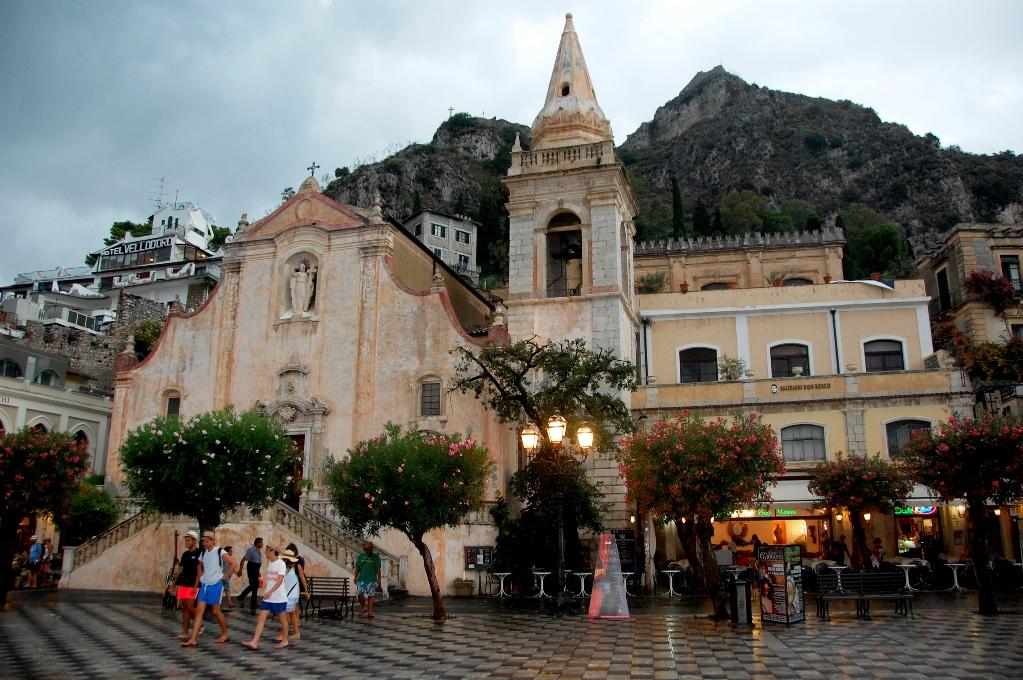 Restips för Sicilien: Taormina