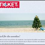 Tickets Julkalender 2012