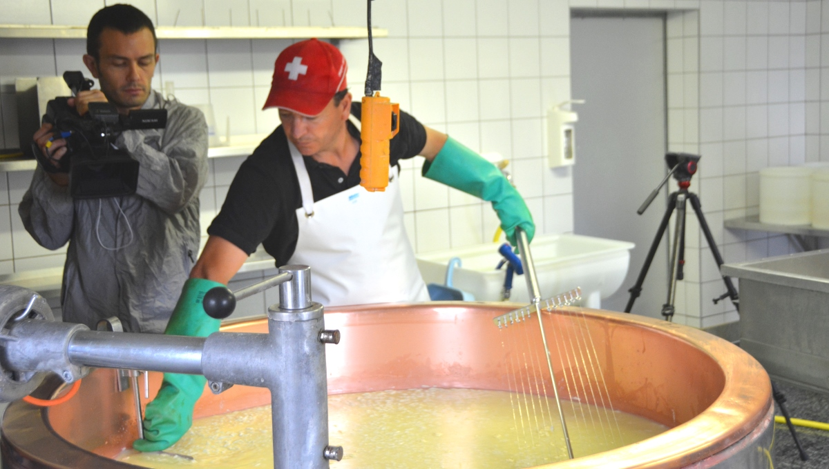 Tillverka ost