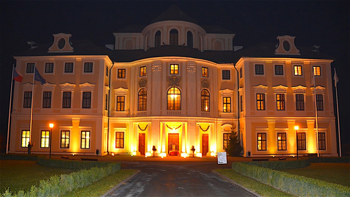 slottet Liblice