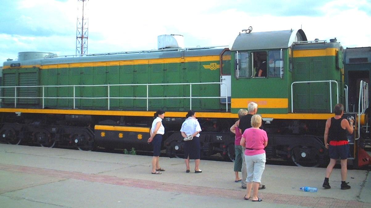 Transmongoliska järnvägen