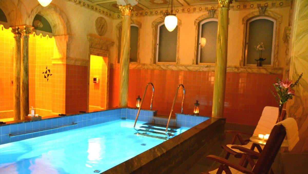 Turkiska Badet på Sturebadet i Stockholm