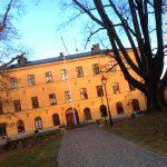Att bo på Ulfsunda slott