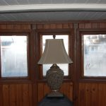 Vårt vardagsrum i husbåten