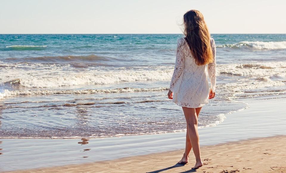 Vid stranden