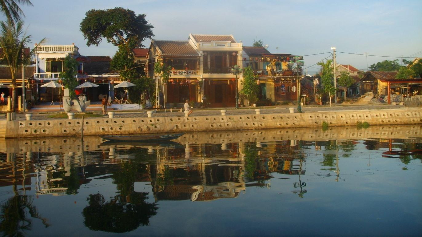 Hoi An i Vietnam
