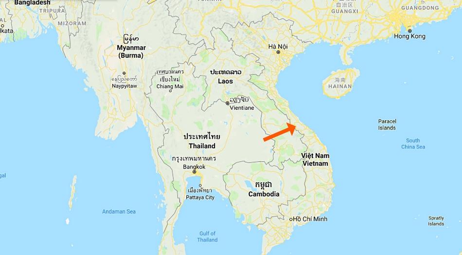 Vietnam, My Son