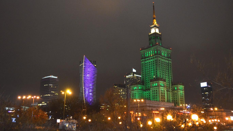 Kulturpalatet i Warszawa