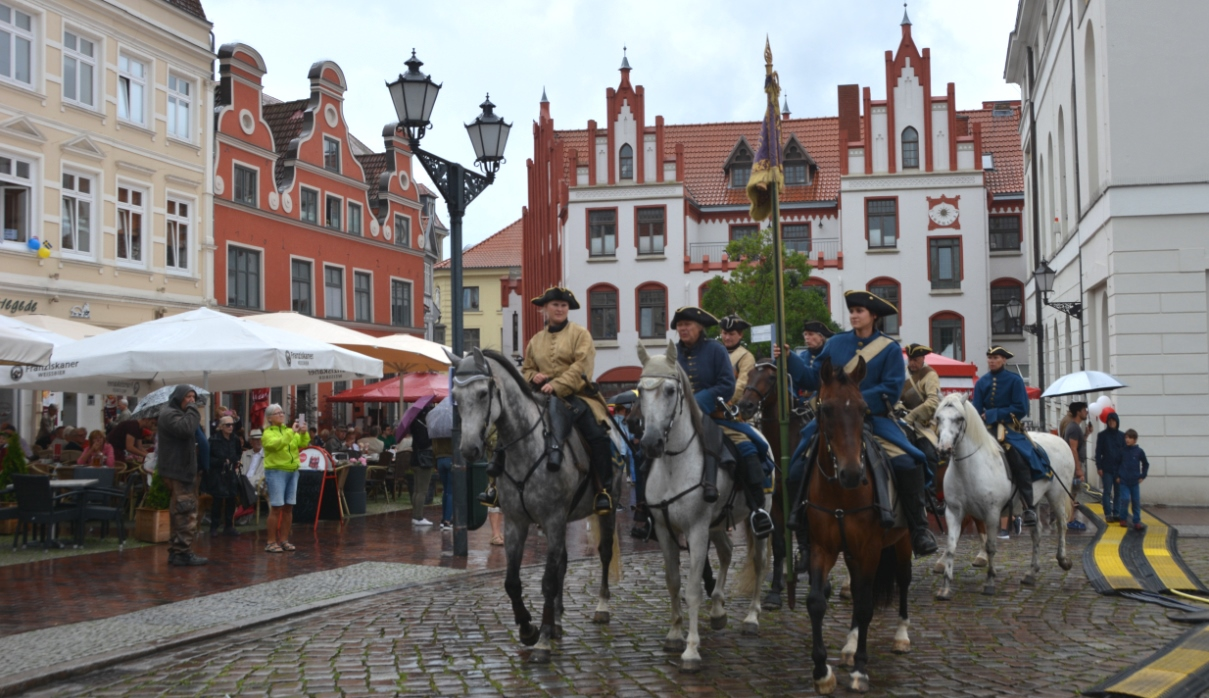 Wismar hästar