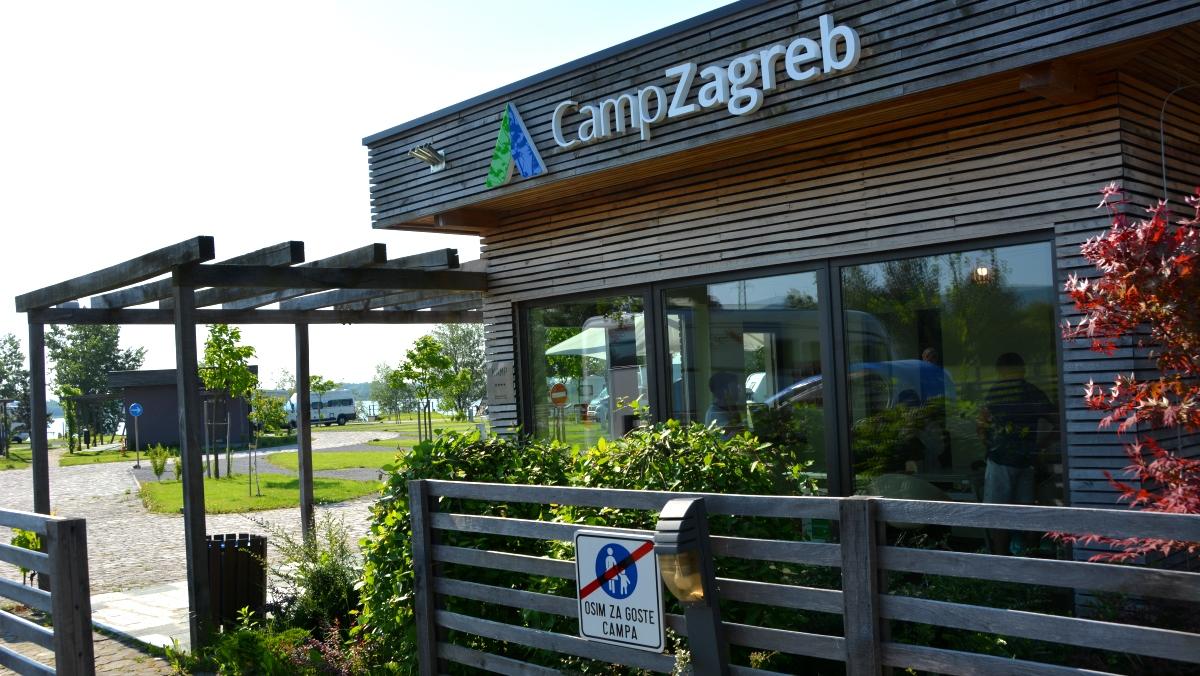 Zagreb camping