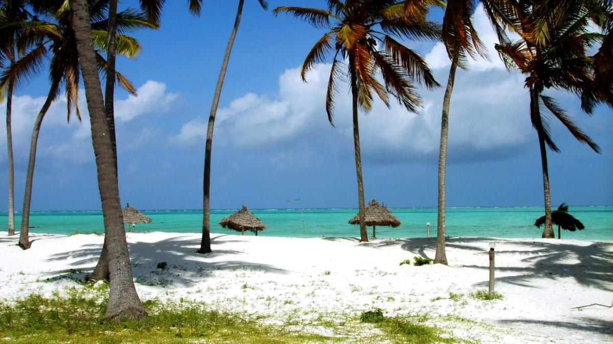 Zanzibar - den fantastiskt vackra ön utanför Tanzanias kust