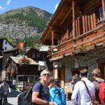 Bilfritt och naturnära i Zermatt, Schweiz